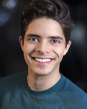 Manuel Pacific in West Side Story