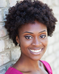 Ngozi Ugoh in Seussical The Musical