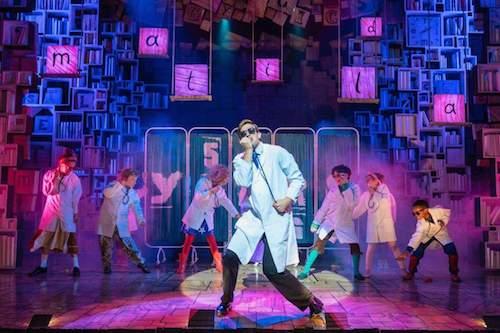 Matilda The Musical / Cambridge Theatre