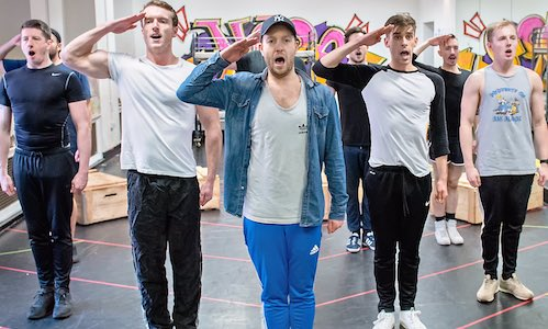 Yank! The Musical - Hope Mill Theatre