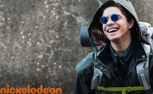 Nav in Ride / Nickelodeon/YTV