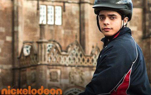 Nav in Ride for Nickelodeon/YTV