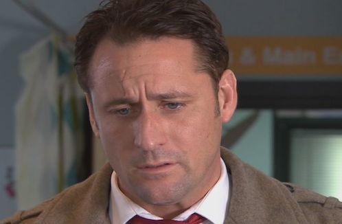 Tony Hutchinson in Hollyoaks