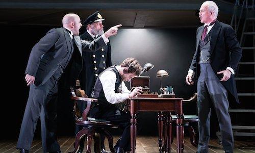 Titanic The Musical ©Photos Scott Rylander