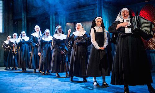 Sister Act UK Tour