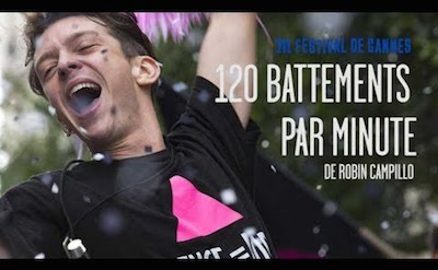 Caroline Piette in 120 Beats Per Minute