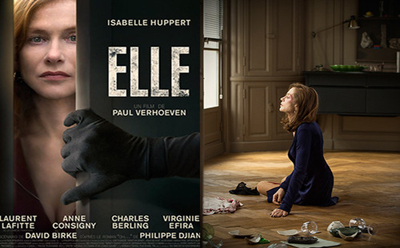 Nicolas Beaucaire in Paul Verhoeven's feature Elle