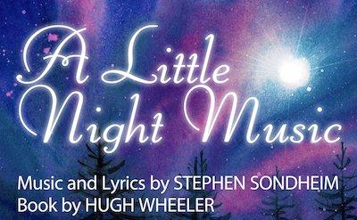 Alex Hammond in A Little Night Music