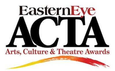 Simon Nagra Nominated for Eastern Eye Arts, Culture & Theatre Awards 2019