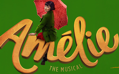 Rachel Dawson in Amelie UK Tour and London Transfer
