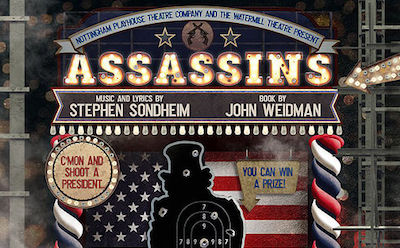 Joey Hickman in Assassins