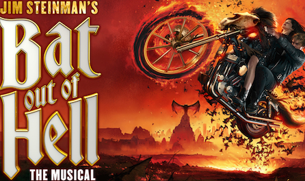 Giovanni Spano in Bat Out Of Hell