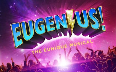 Alison Arnopp in Eugenius! The Musical