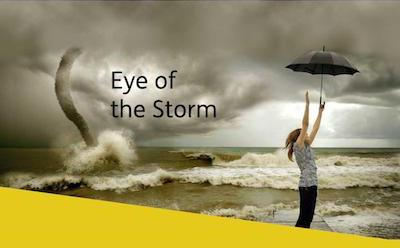 Dan Bottomley in Eye of the Storm