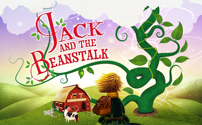 Madeleine Leslay in Jack and the Beanstalk