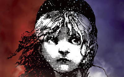 Grace Roberts in Les Misérables in Concert