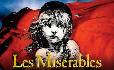 Kathy Peacock in Les Miserables