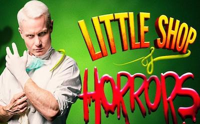 Richard Lowe in Little Shop of Horrors