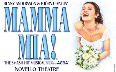 Madeleine Leslay in Mamma Mia!