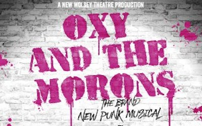 John Hasler in Oxy & The Morons