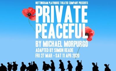 Daniel Rainford in Private Peaceful