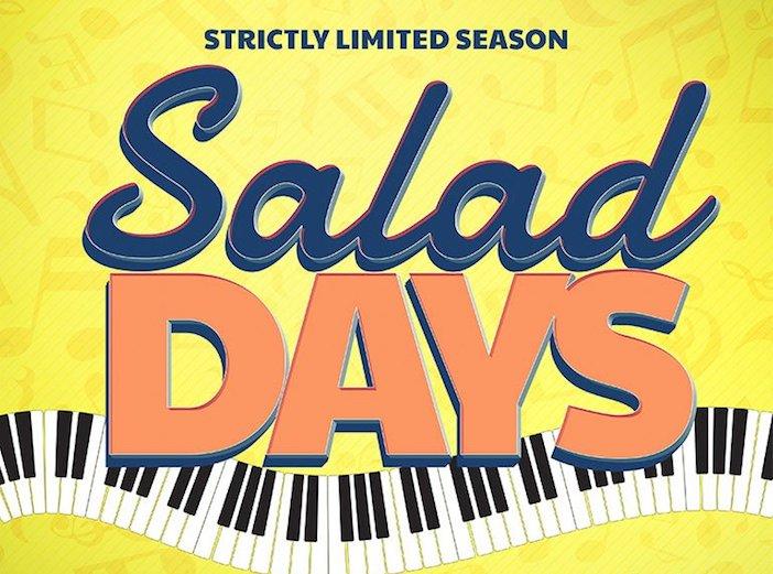 Lowri Hamer in Salad Days