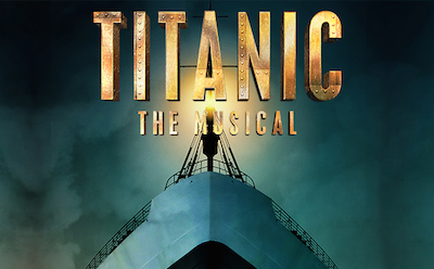 Oliver Marshall in Titanic UK and Ireland Tour