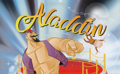 Benjamin Powell in Aladdin