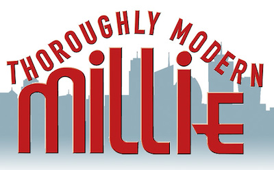 Charles Brunton on Thoroughly Modern Millie