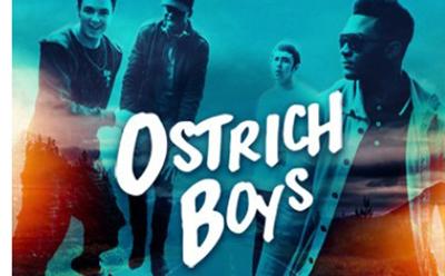 Shea Davis In Ostrich Boys at The Belgrade Theatre