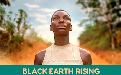 John Albasiny in Black Earth Rising