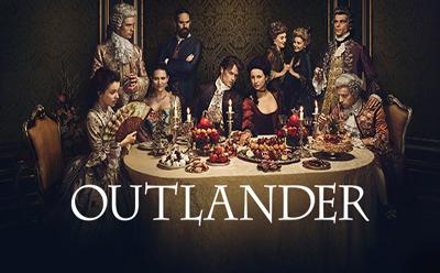 Robert Curtis in Outlander