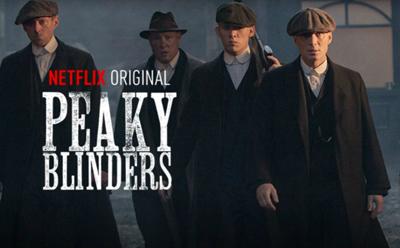 John Albasiny in Peaky Blinders