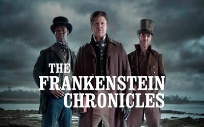 Steven O'Neill in The Frankenstein Chronicles