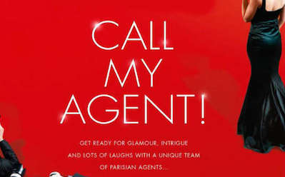 Caroline Piette in Call My Agent! (Netfilx Original)