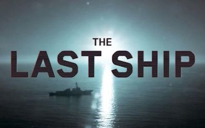 Anthony Skordi in The Last Ship for TNT