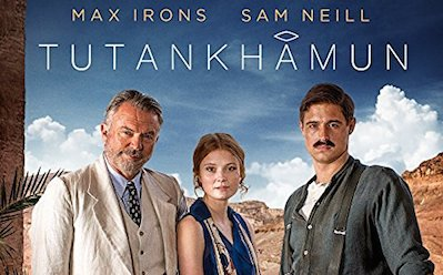 Nicolas Beaucaire in Tutankhamun for ITV