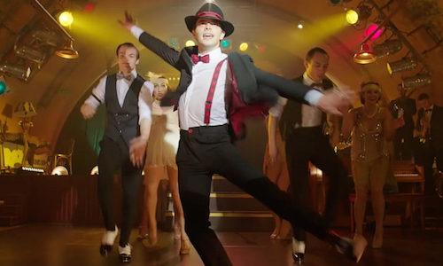 As Kid Diamond in High Stung: Free Dance