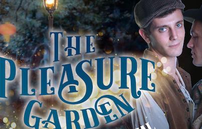 Sam Baumal in The Pleasure Garden