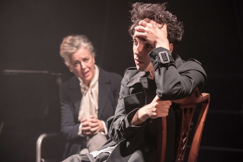 Keith Ramsay in Preludes at Southwark Playhouse
