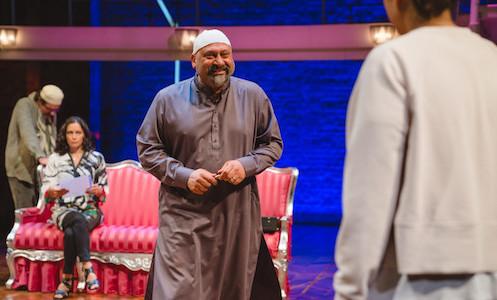 Simon Nagra in Tartuffe / The RSC