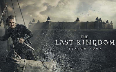 Kathy Peacock in The Last Kingdom